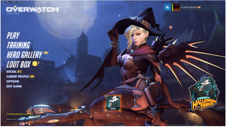 Halloween Preview - Mercy | Overwatch | Know Your Meme