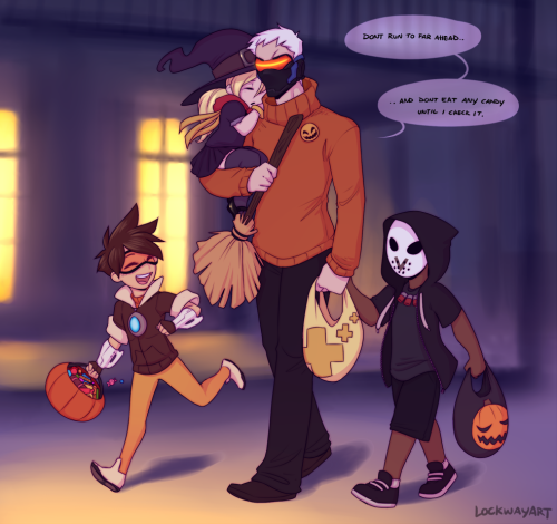 I hope everyone has a Happy Halloween Event! | Overwatch | Know ...