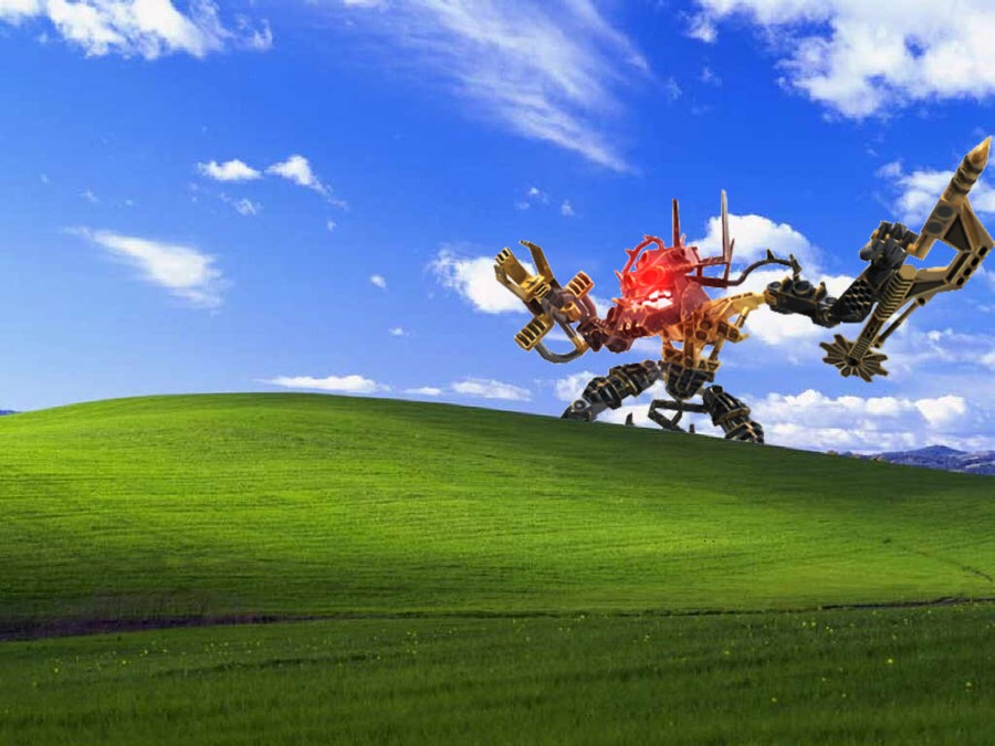 Superior Versions of the Windows XP Wallpaper Bliss