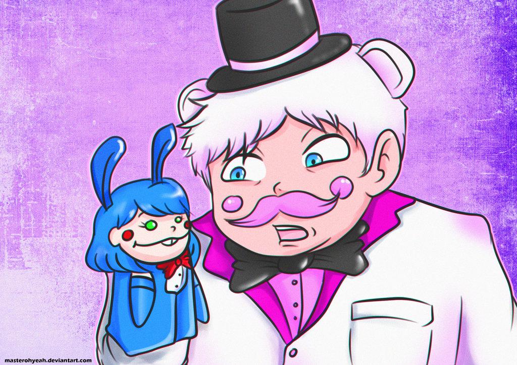 Masterohyeahdeviantart Five Nights At Freddys Sister Location Face Pink Cartoon Facial