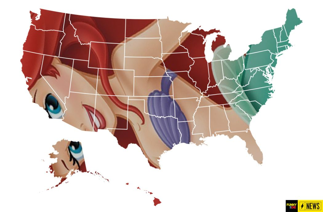 Electoral College Map Parodies Know Your Meme - Us map electoral to color