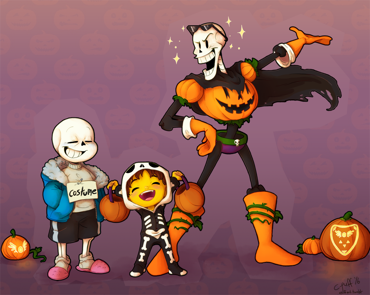 Spooky Scary Skeletons | Undertale | Know Your Meme