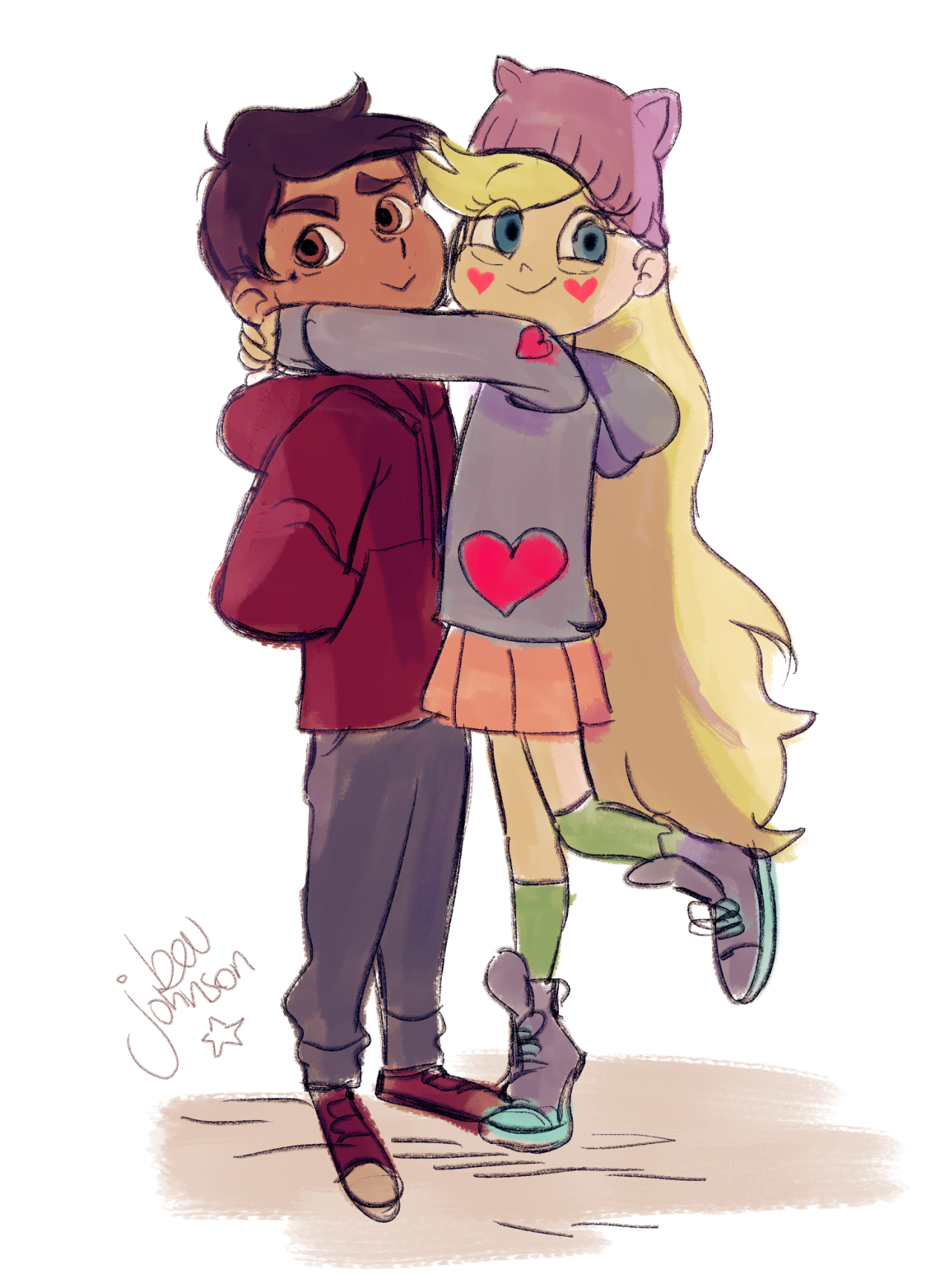 Quot Catching Up On Svtfoe Quot By Bev Johnson Star Vs The