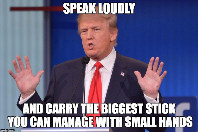 3f1 donald trump's small hands know your meme,Hand Memes