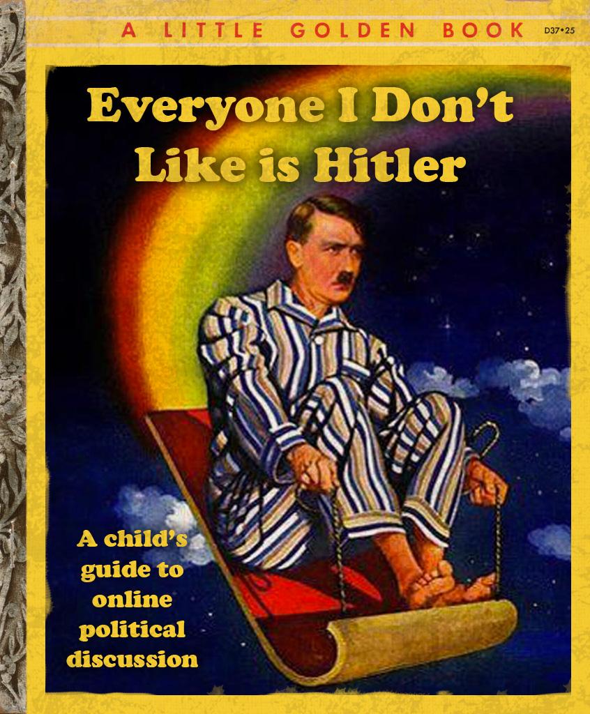 Did hiltler write a book