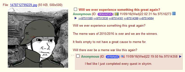 a38 pol thread meme wars know your meme