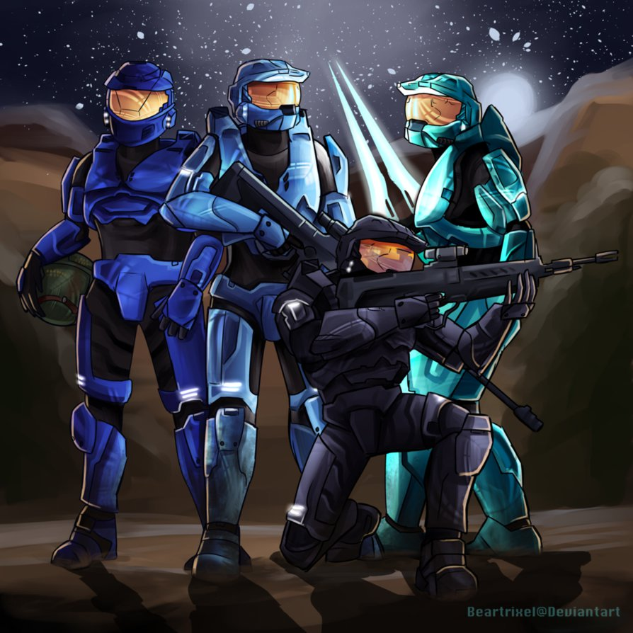 Blue Team from before.