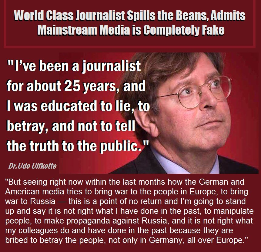 e89 journalist admits that mainstream media is completely fake,Fake News Memes