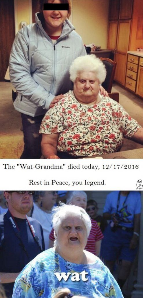 Grandma just wanna have fun fucking