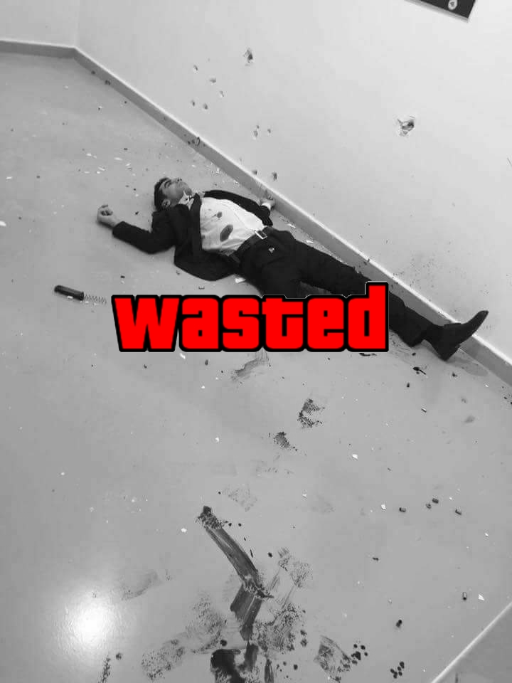 333 wasted assassination of andrey karlov know your meme