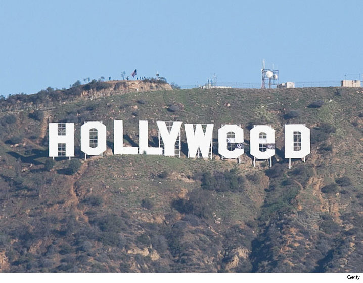 hollywood sign generator
