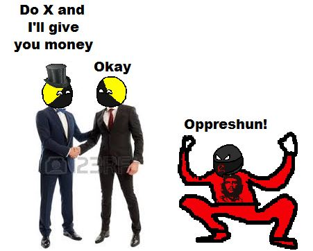 Do X and I'll give you money   Autistic Screeching   Know ...