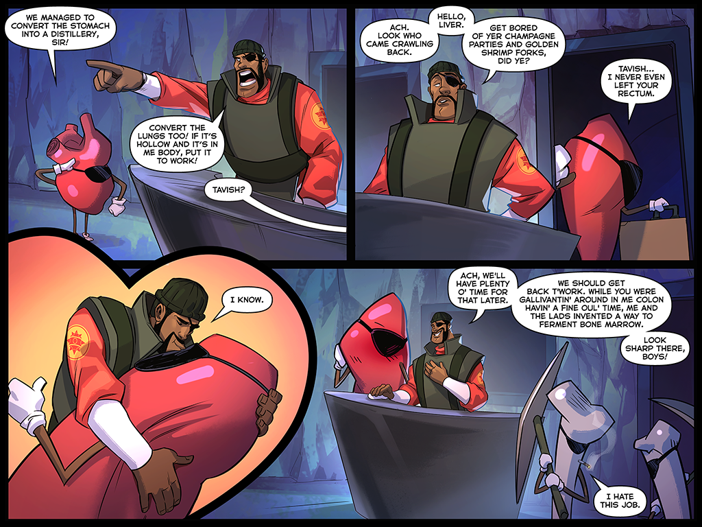 e85 the new comic is great team fortress 2 know your meme