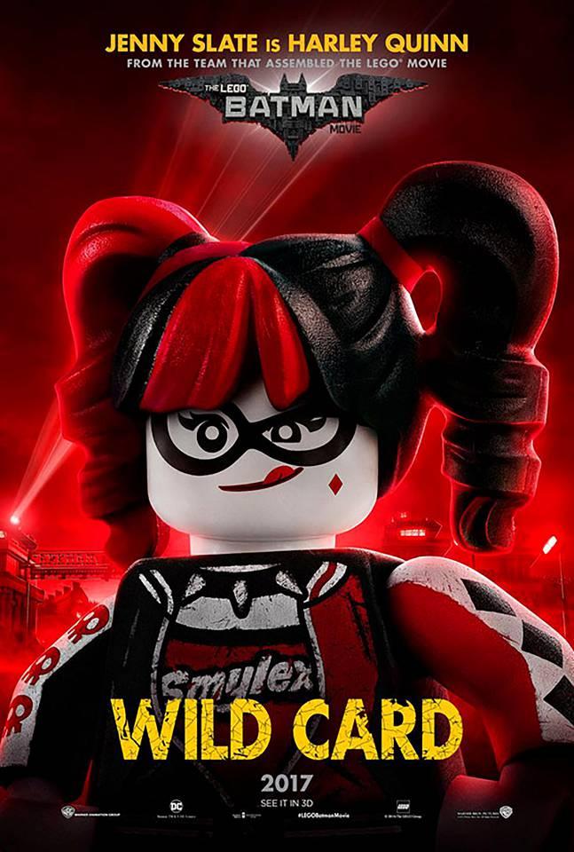 a wild card | The Lego Batman Movie | Know Your Meme
