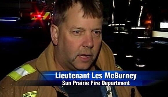 The Man Who Was Born to Fight Fires