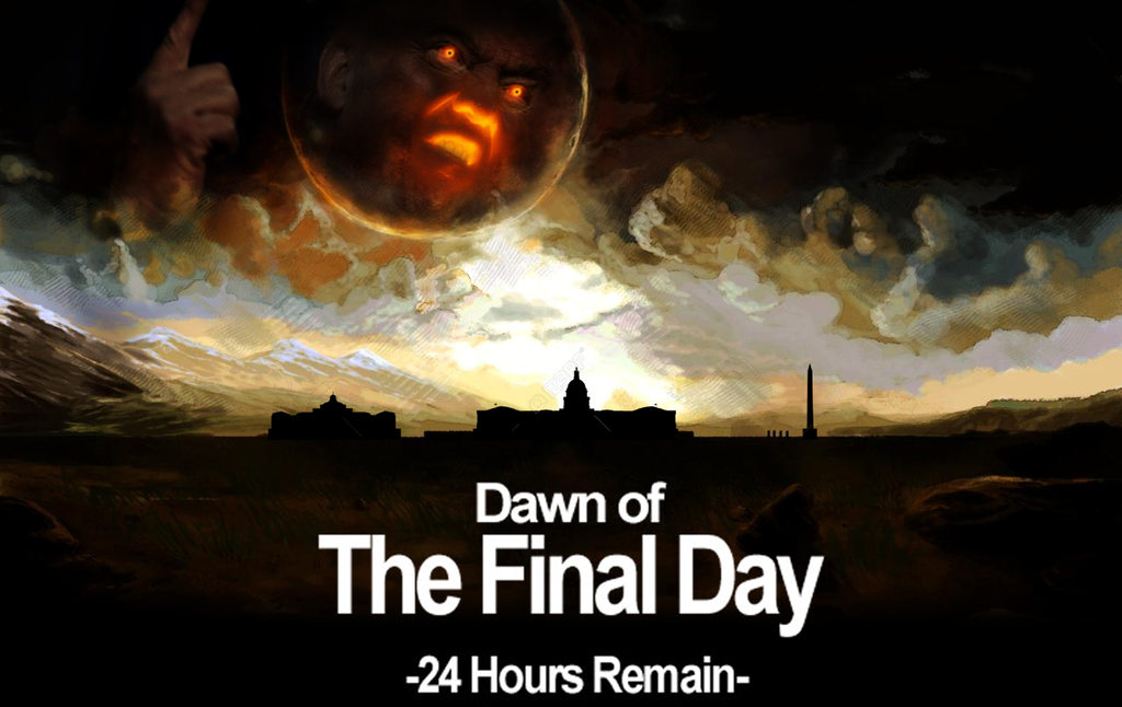 Dawn Of The Final Day - Januar...