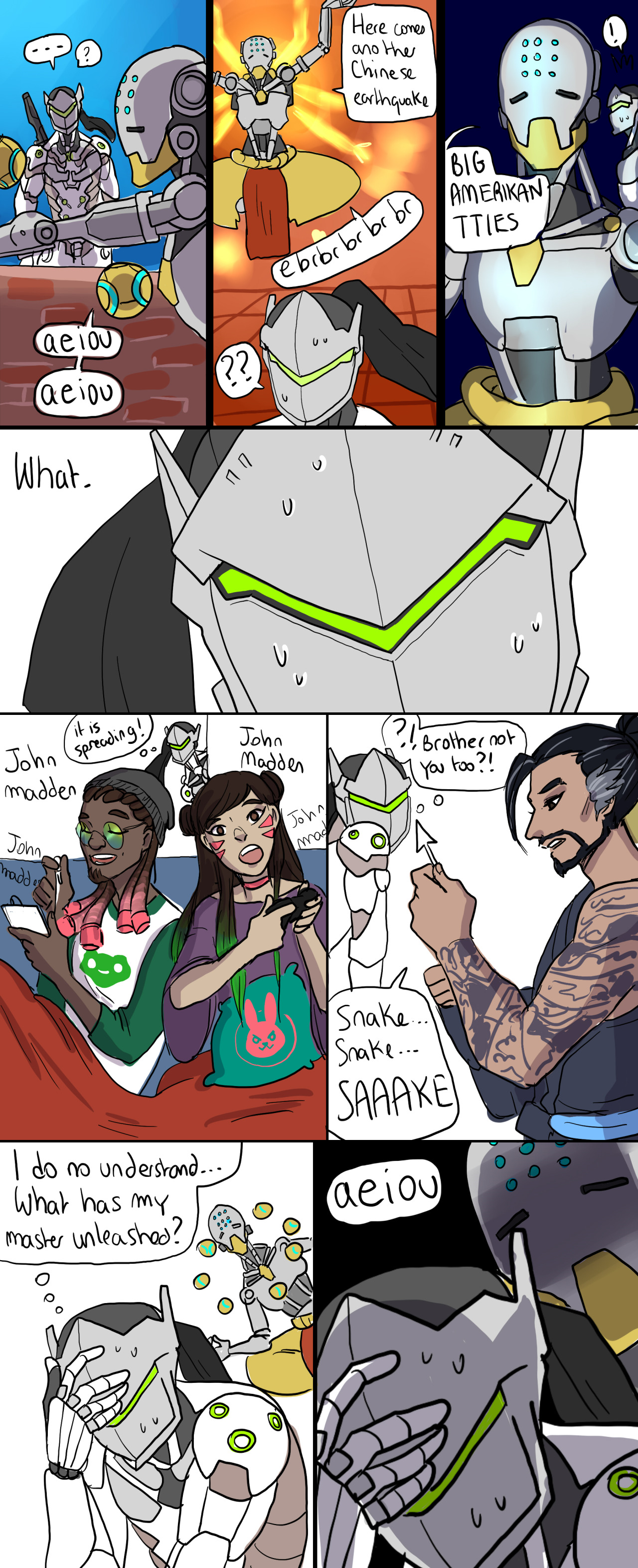 Overwatch - Ask me about my D Va fetish - Games - Facepunch