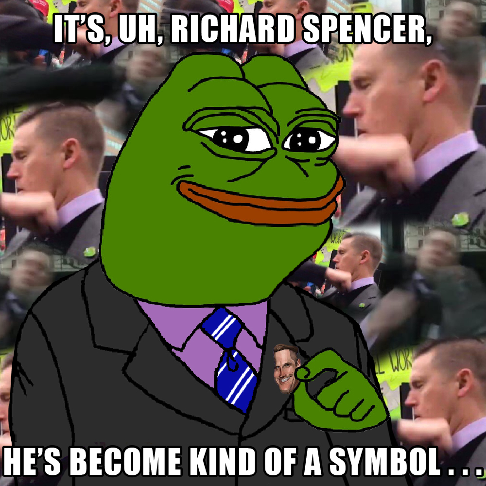 e0f richard spencer punched in the face richard spencer punched in,Richard Spencer Memes