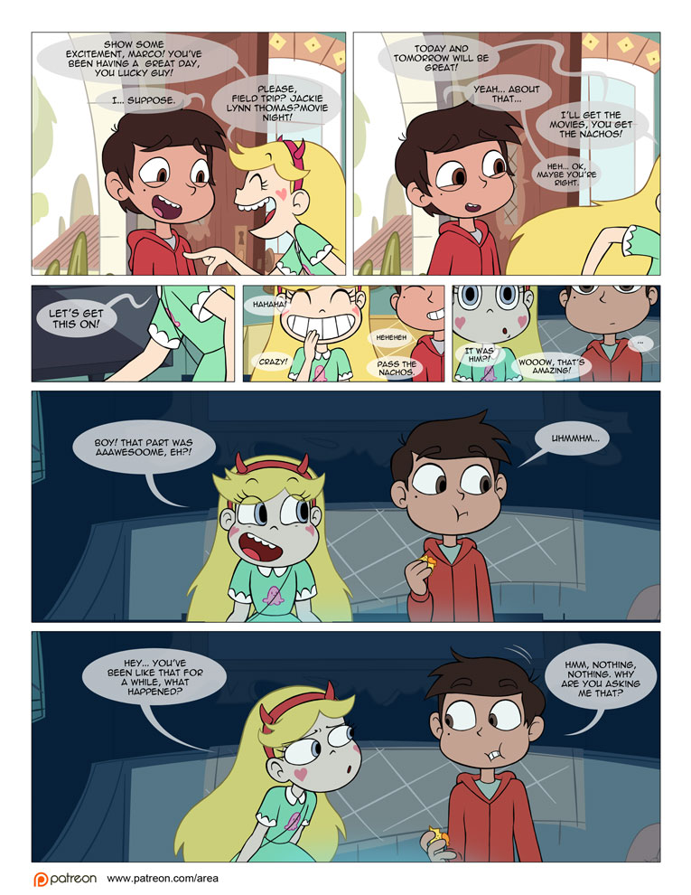 Between friends 02 | Star vs. the Forces of Evil | Know Your Meme