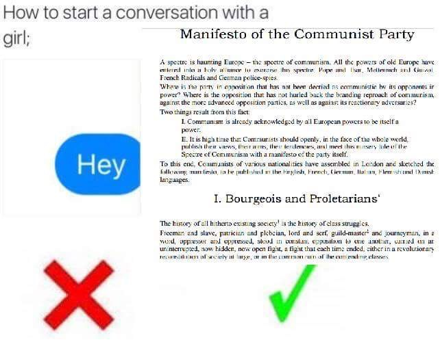 How To Start First Conversation With Girl