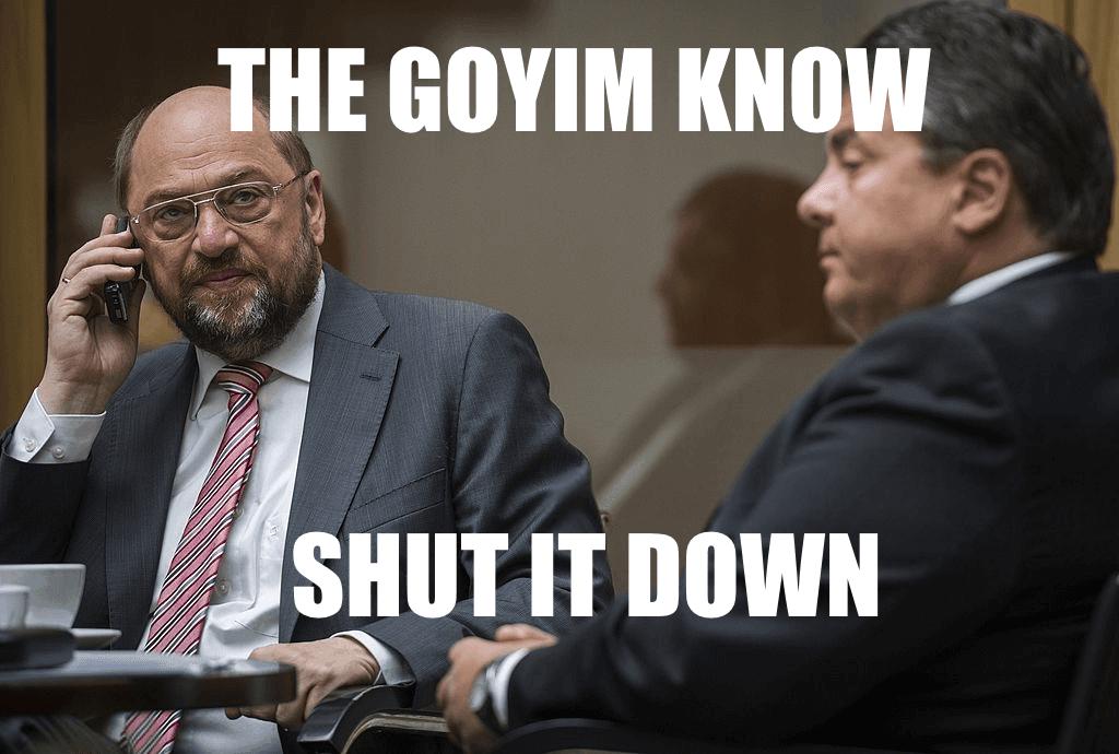 46d goyim know the goyim know shut it down know your meme,Shut It Down Meme