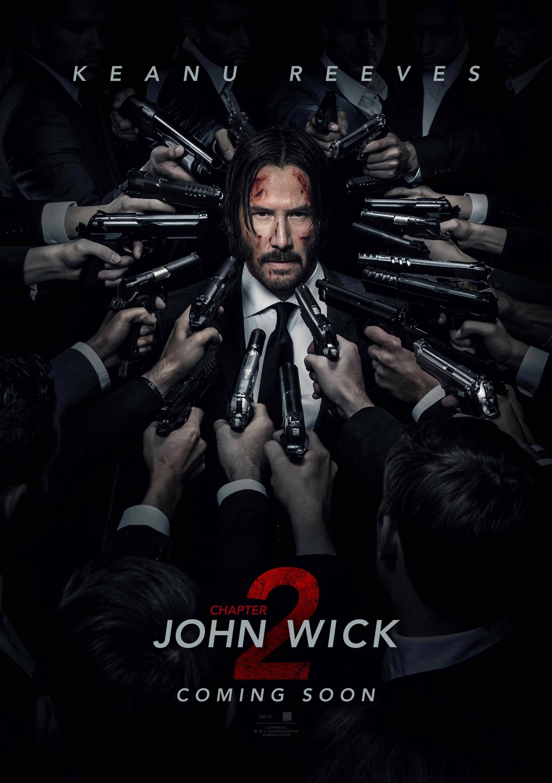 Image result for john wick 2 poster