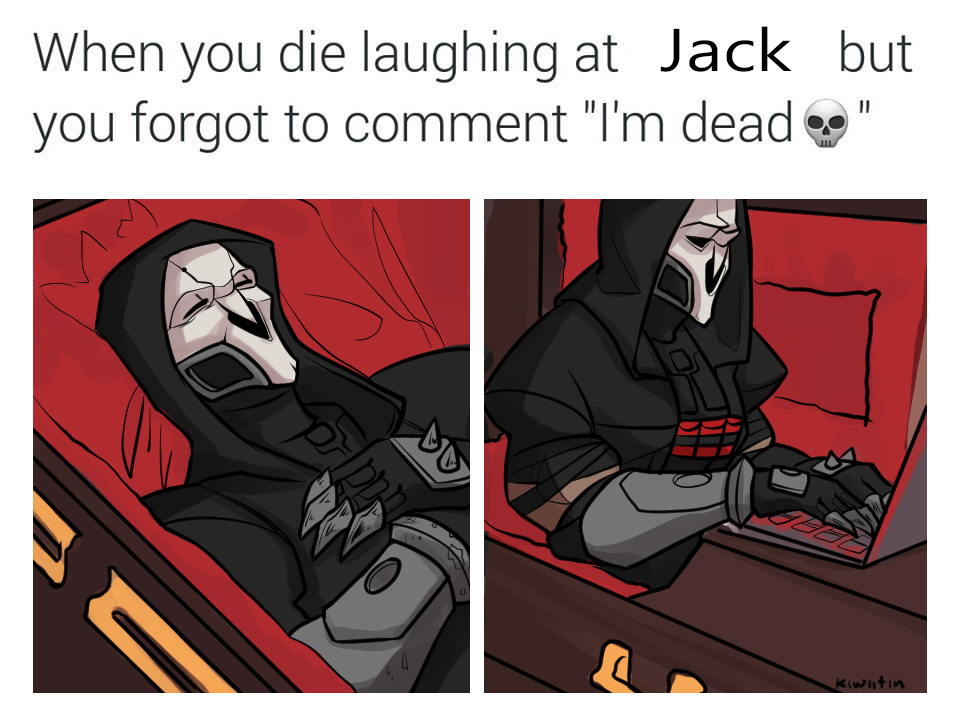 b14 meme lord reaper overwatch know your meme