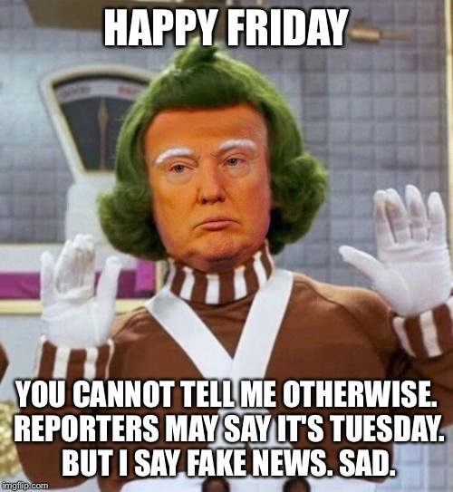 ee8 happy friday donald trump know your meme