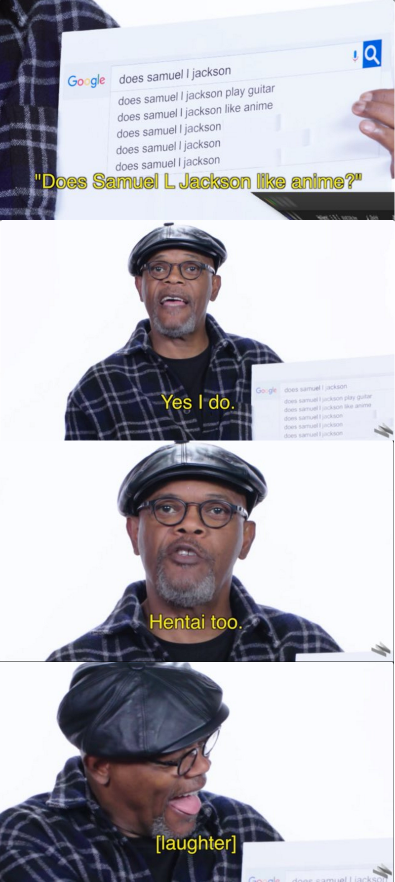 Samuel l jackson yes i do