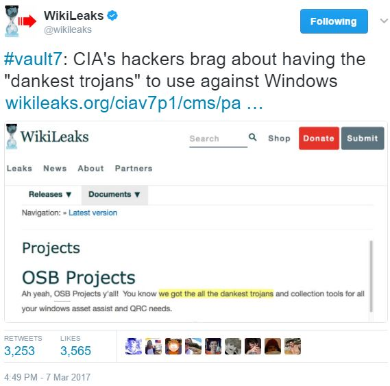 4aa cia's hackers brag about having the 'dankest trojans' to use