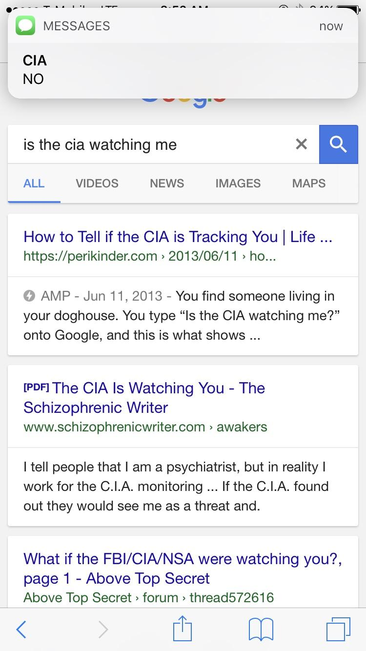 e08 is the cia watching me?\