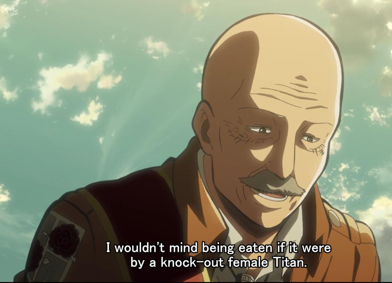 Even Vore Is Better Than Ntr Attack On Titan Shingeki