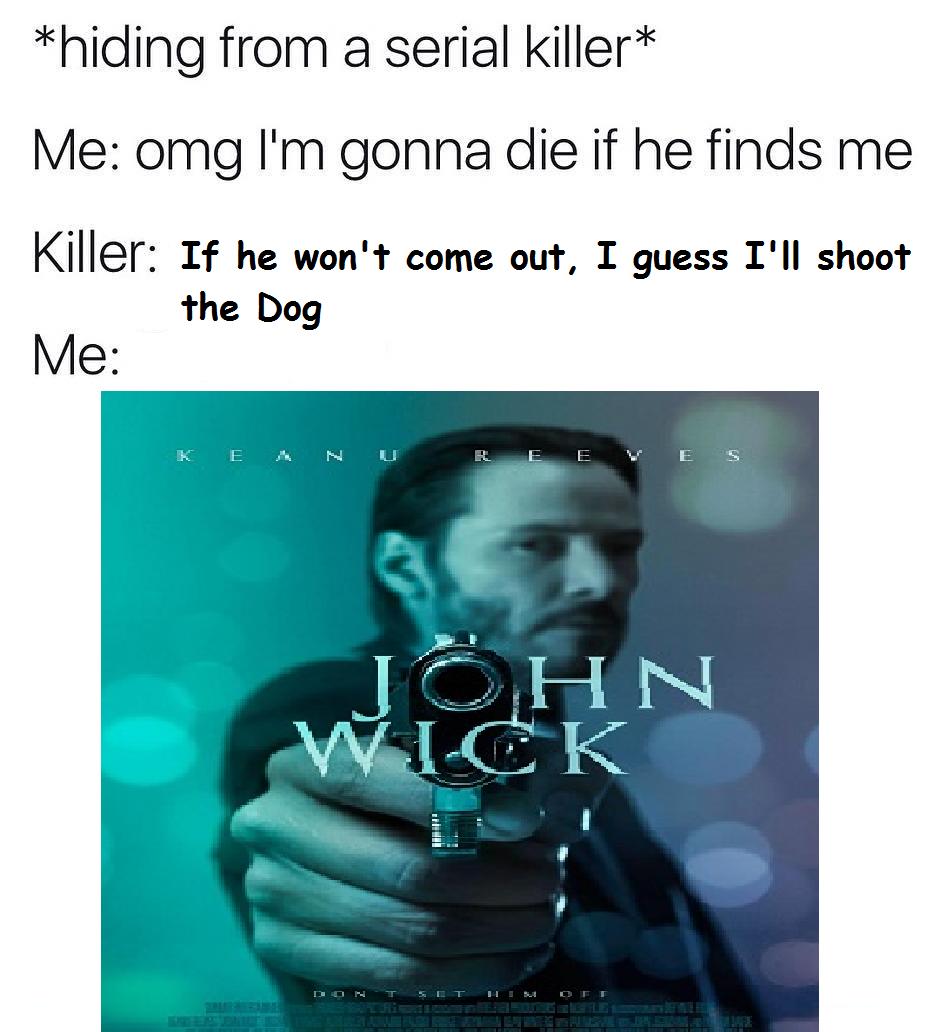 serial killer dating meme