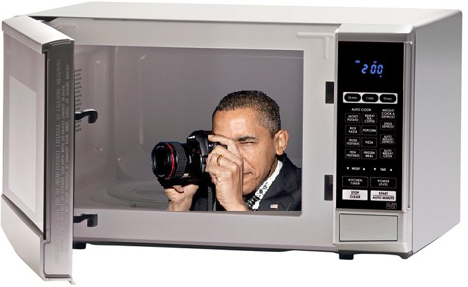775 obama in the microwave with a camera kellyanne conway's microwave