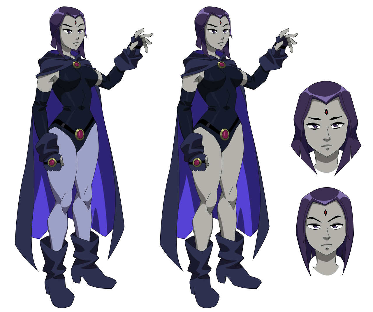 Raven As Other Raven Teen Titans Know Your Meme