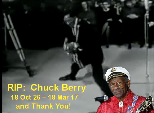 396 rip chuck berry goodnight sweet prince know your meme