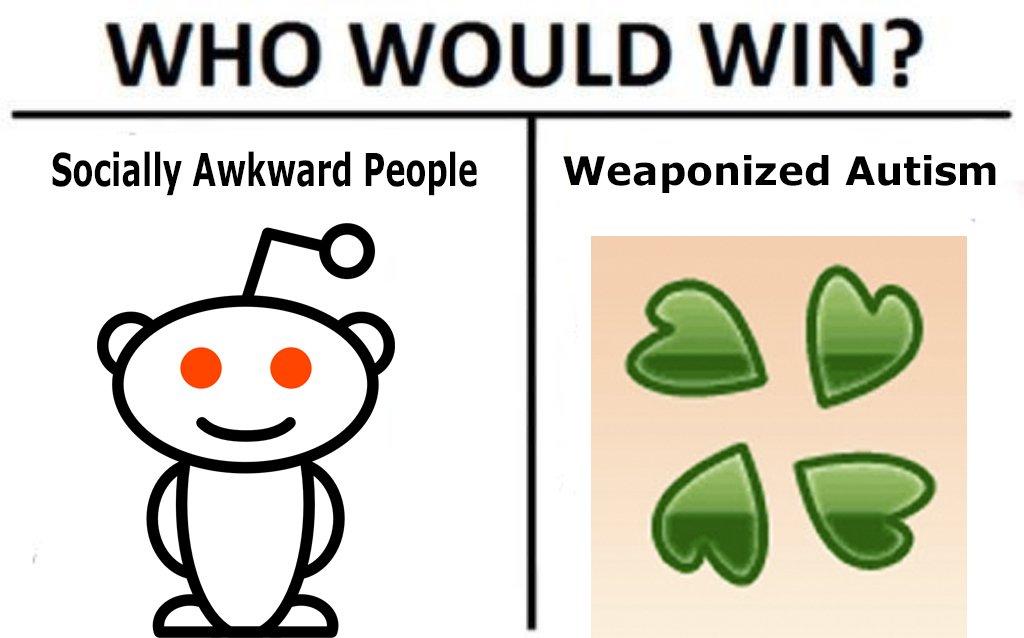 55c_large reddit vs 4chan weaponized autism know your meme