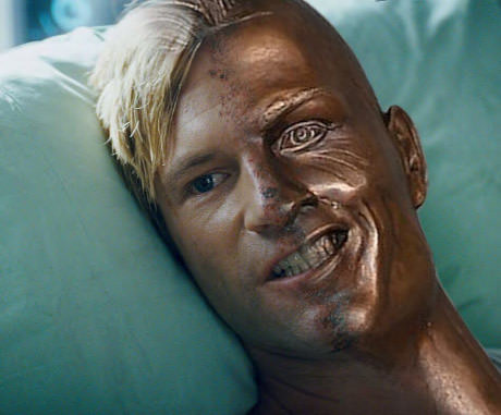 Ronaldo Bust: Two-Face Edition