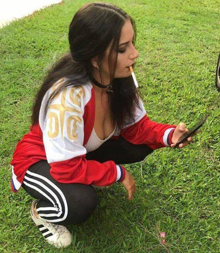 628 slavic girl from serbia why do slavs squat? slav squat know