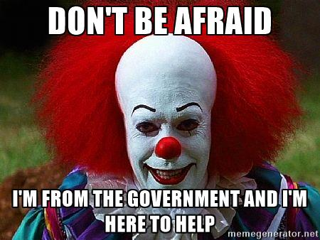Don T Be Afraid Pennywise The Clown Know Your Meme