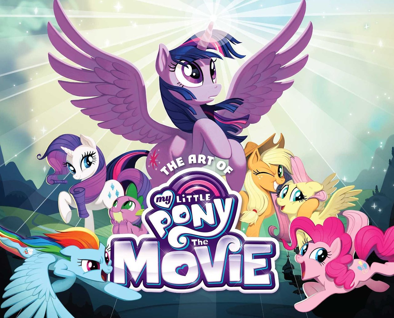 My little pony the movie мультфильм 2018 дата выхода