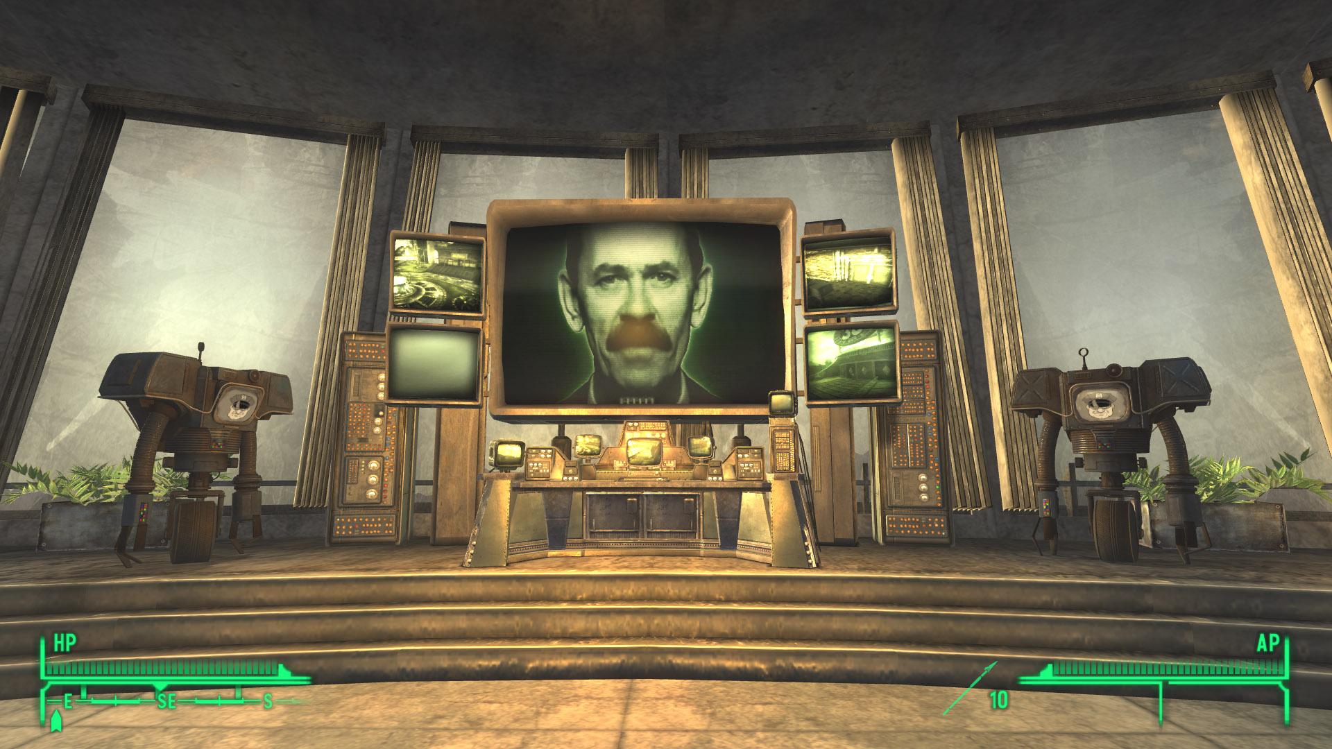 HP AP 10 Scatman John Fallout New Vegas Games
