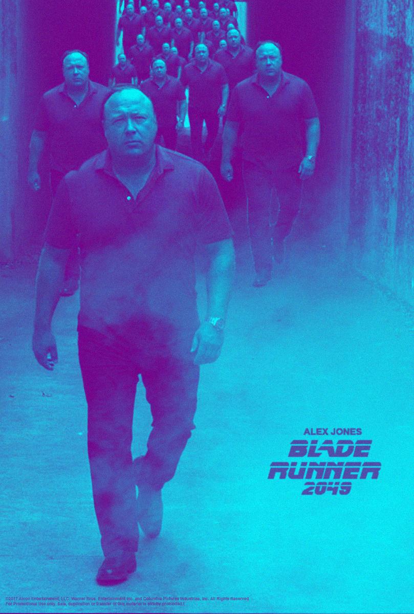 2ed blade runner 2049 alex jones know your meme