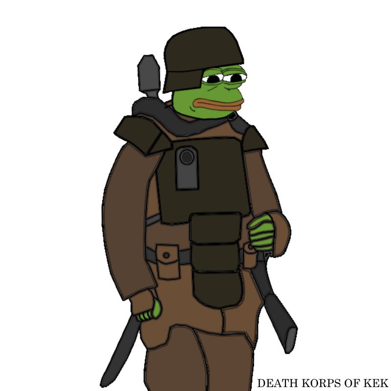 505 pepe and the death korps of kek pepe the frog know your meme,Know Your Meme Pepe