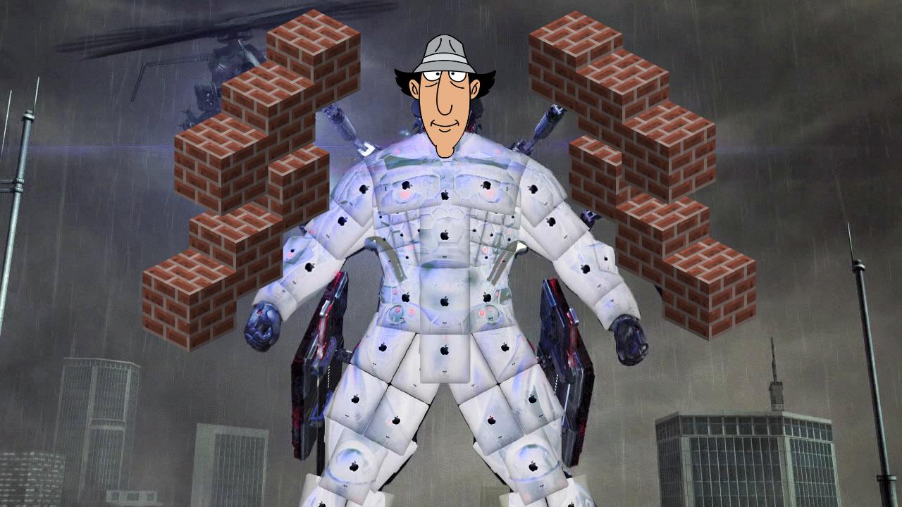 d3c brown brick rising brown bricks minecrap know your meme