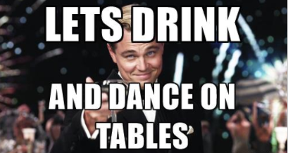 715 let's drink great gatsby reaction know your meme