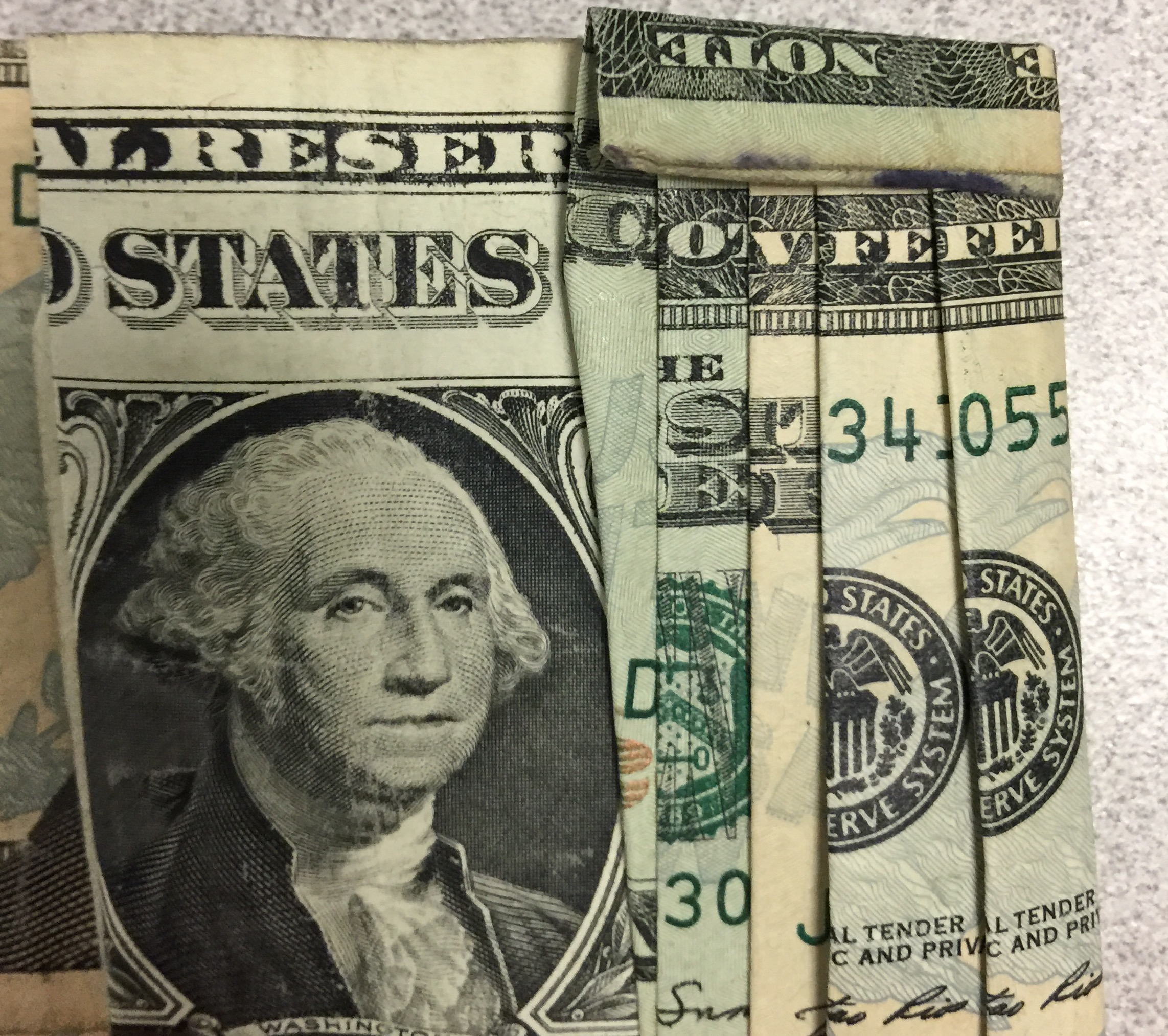 e38 george washington next to covfefe on 20 dollar bills know your meme