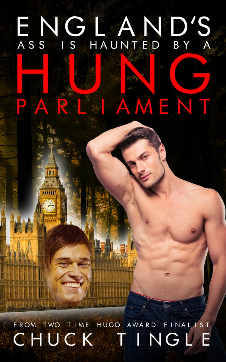 Chuck Tingle on the UK Election Chuck Tingle