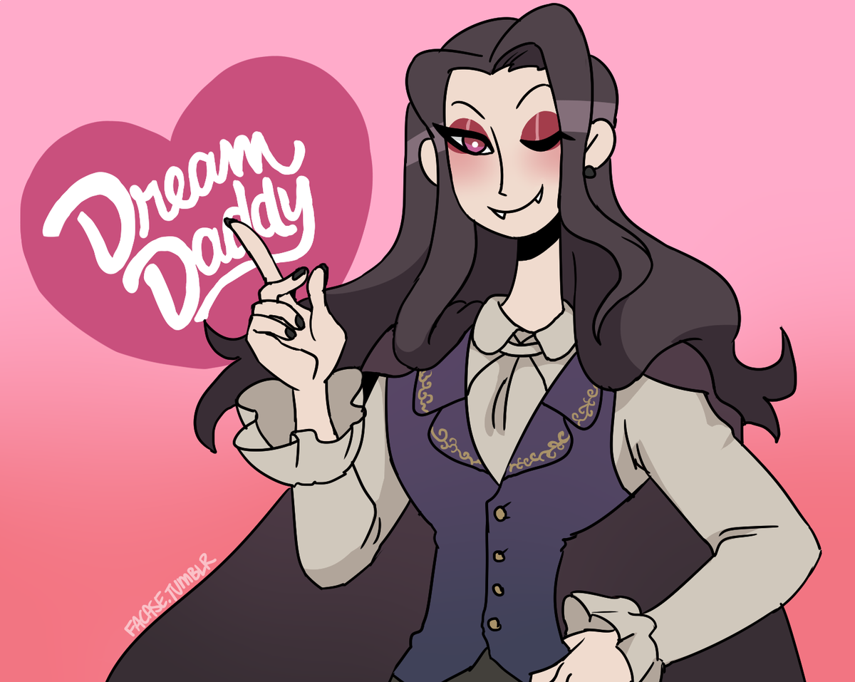 River dream daddy dating simulator characters in star