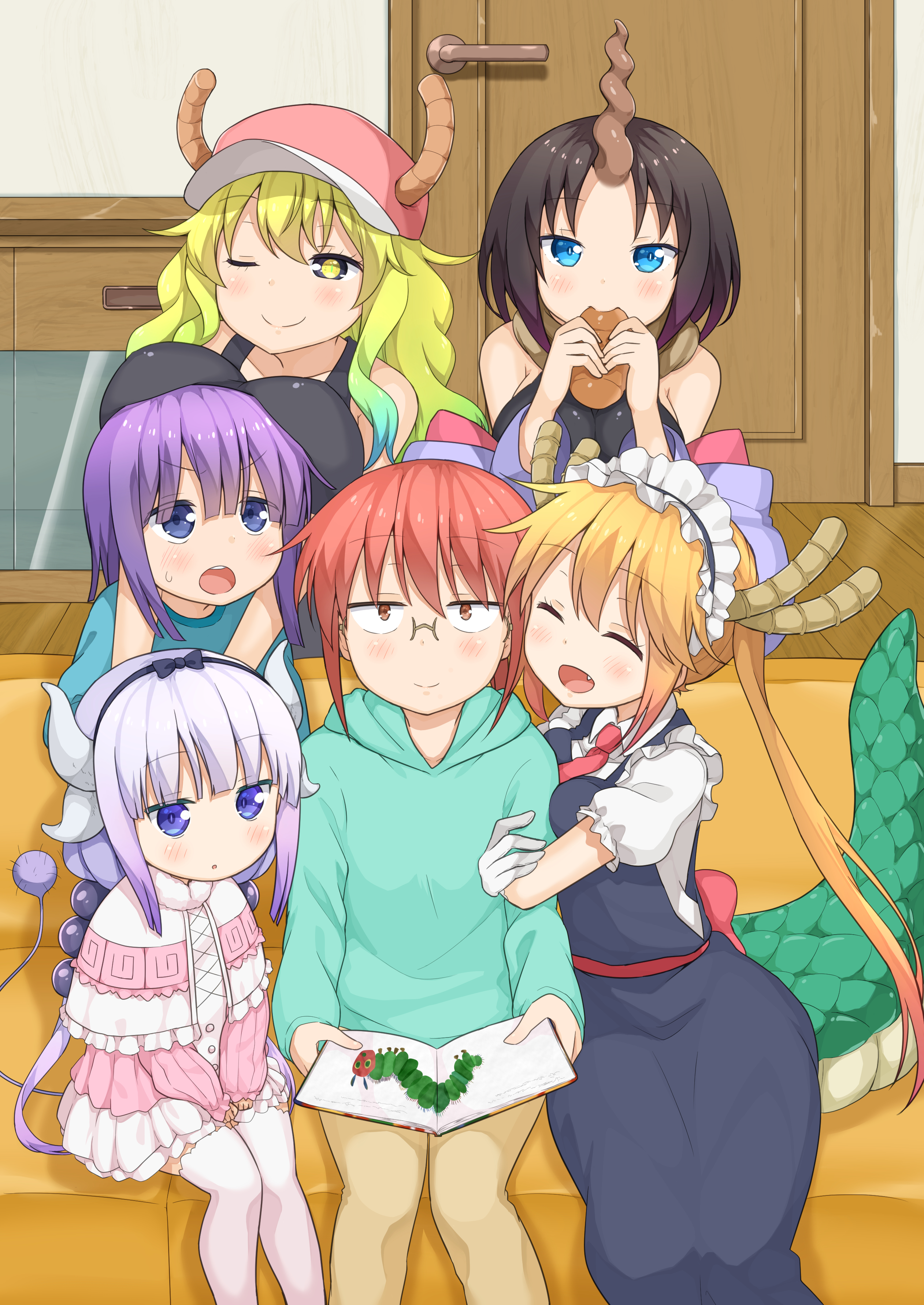 Dragon Maid Online